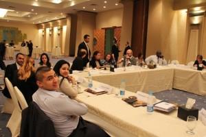 Ahmed El-Assal and Nancy Habib