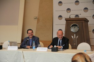 Dr Ahmed Darwish and Mr Shafik Gabr