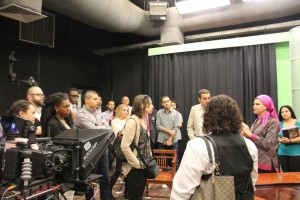 Fellows at AUC Studio