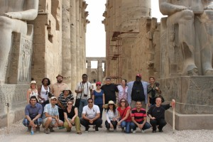 The Fellows at Luxor Temple