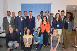Fellows at the UN Alliance of Civilizations