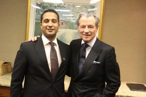Zeyad El-Kelani and Leo Daly