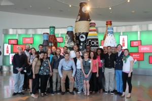 Fellows at Coca-Cola HQ, Atlanta