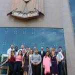 Fellows at Cairo Tower