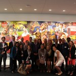 Fellows at CocaCola Headquarters in Atlanta