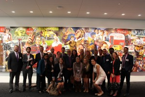 Fellows at CocaCola Headquarters in Atlanta