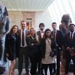 Fellows at the Metropolitan Museum-Egypt Pavillion