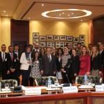 Fellows with Dr. Moustafa El Fiky