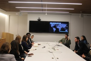 Gabr Fellows at the Huffington Post
