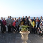 Gabr Fellows with Dr. Ismail Serageldin at Alexandria Library 2