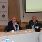 General Sameh Seif Elyazal, Director of Al Gomhuria Center for Political and Security Studies with Mr. Shafik Gabr
