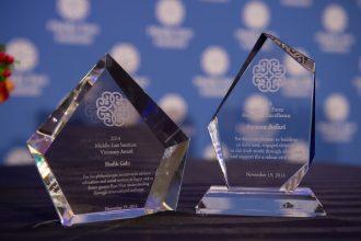 MEI Visionary Award 2014