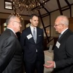 Brigadier General (Ret) Tom Cosentino, Mr. George Selim, and Congressman Howard Berman
