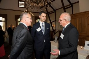 Brigadier General (Ret) Tom Cosentino, Mr. George Selim, and Congressman Howard Berman