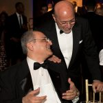 H.E. Ambassador Ahmed Farouk, Consul General of Egypt in New York and Chairman Shafik Gabr