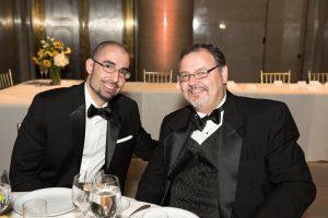 Mr Murray Abeles and Mr John Charalambakis