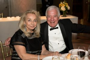 Eleonora Kennedy and Congressman Nicholas Rahall