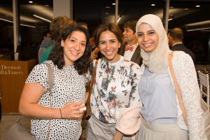 2016 Fellows Hadeel Adel and Nayra Gadallah