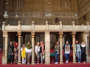 2016 Fellows at Madrassa of Sultan Hassan