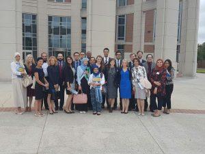Gabr Fellows at the National Defense University