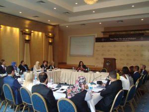 Fellows meet with Dr. May El Batran