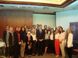 Fellows with Mr. Adel Adawy