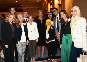 2016 Gabr Fellows with Mrs. Gehan Gabr