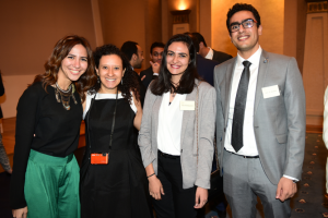 Gabr Fellows Hadeel Adel, Hala Abdelgawad, and Hani Elzomour