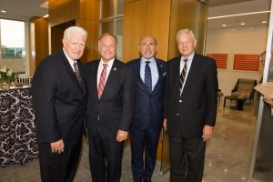 The Honorable Jim Moran, Congressman Steve King, and Mr Gabr