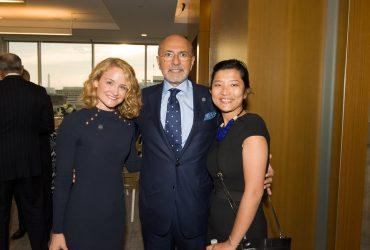 Fellow Katherine Tan pursues Executive MBA at the Wharton School
