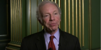 Interview with Senator Joe Lieberman  about the East West: Art of Dialogue initiative