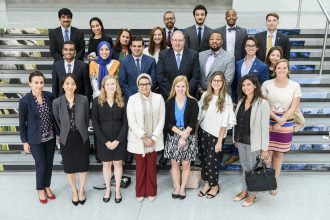2018 Visit to the World Bank Washington